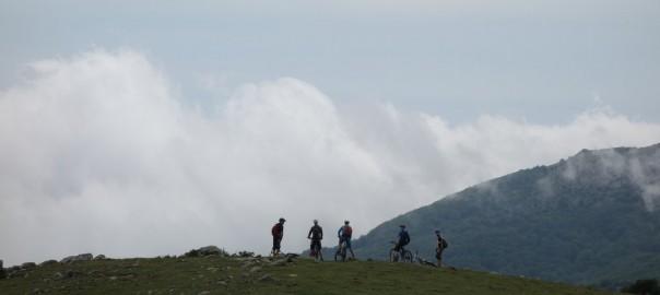 Guys on the ridge